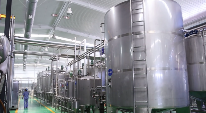 High Temperature Sterilization UHT/Pasteurized milk processing line with pouch,bottle,and carton package