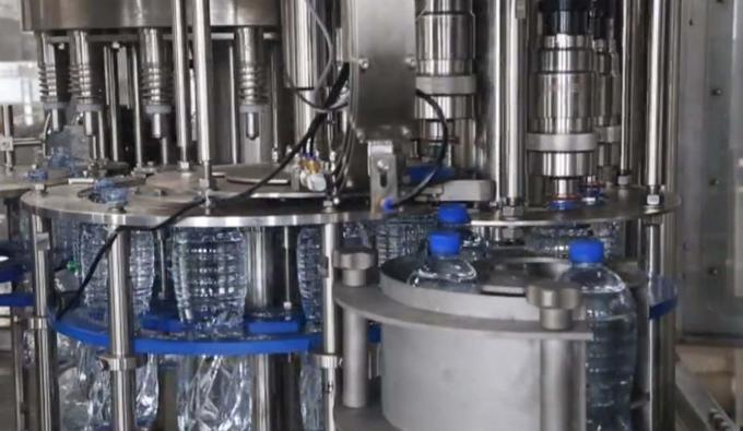 10000BPH-20,000BPH Automatic  High speed Bottled Pure Water / Mineral Water Filling Machine with CE ISO Certificated