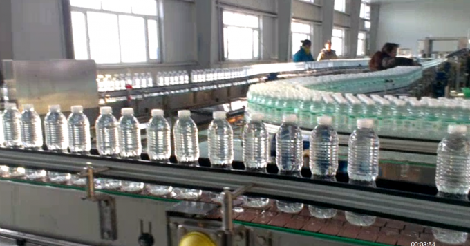 CE Standard Drinking water / pure water / mineral water production line/machine For Pet Bottle