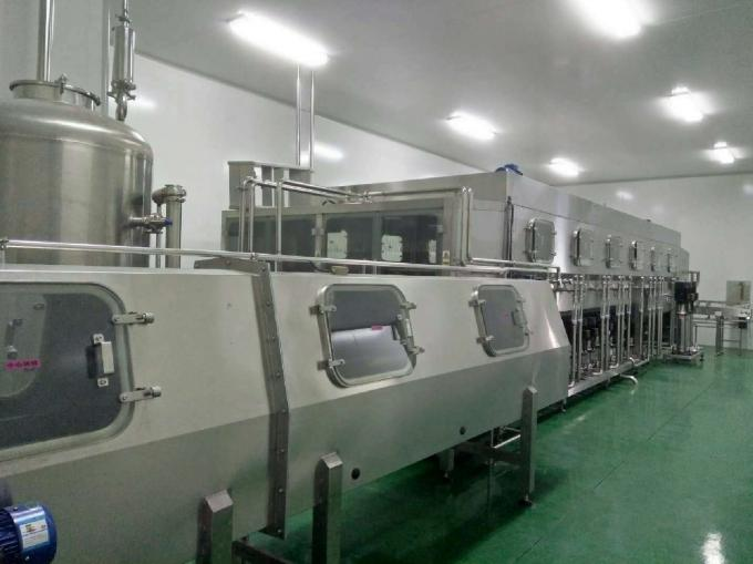 19Liters/20Liters 5 gallon barreled drinking water production line