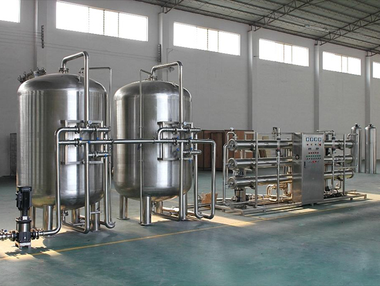1 - 2T / hour  DOW Membrane  Drinking Water Treatment Plant / System   CE,ISO9001,SGS Certificate