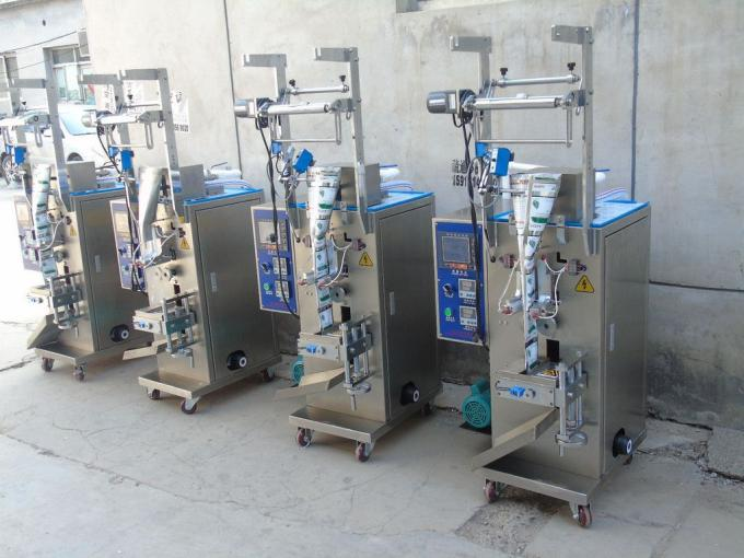 Vertical Automatic Plastic Bag Liquid filling Sealing Machine Plastic Water Bag Filling Sealing Machine