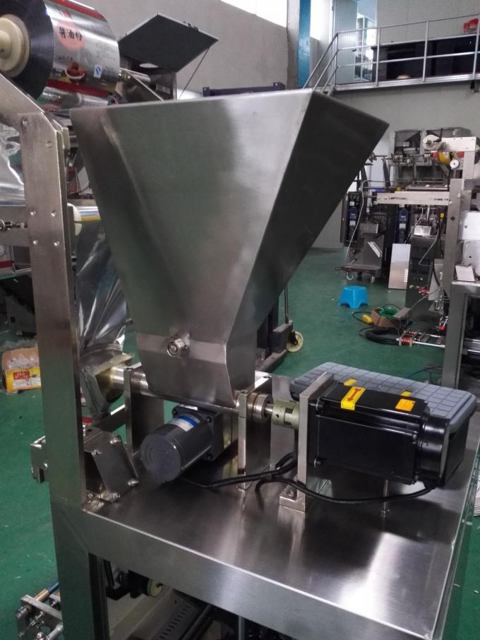 Vertical Full Automatic Plastic Sachet Bag Powder Filling Packing Machine For Coffee, Milk Powder
