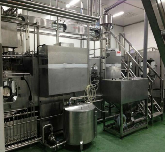 4000BPH-12000BPH Automatic 3in1 Soda Water Filling Machinery Production Line/Small Carbonated Soft Drink filling