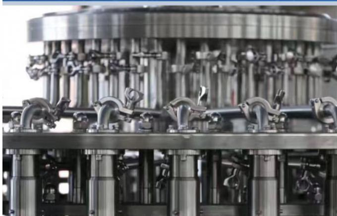 Small Bottle Tin Can Juice Energy Drink Soda Water Beverage Production Line