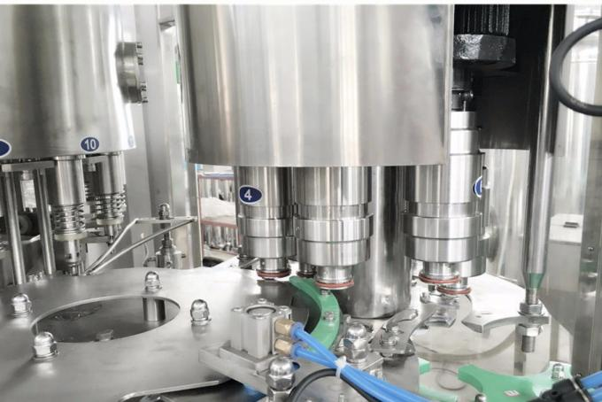 High Capaicty Automatic Stainless Steel Wine / Zobo Drink Production Line Bottling equipment