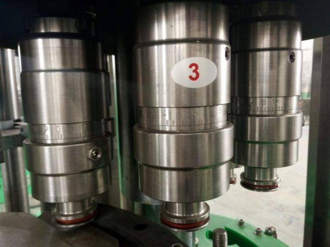 Stable 2000BPH - 20000BPH Capacity  Hot Juice Filling Machine / Juice Filling Equipment For Pet Bottle