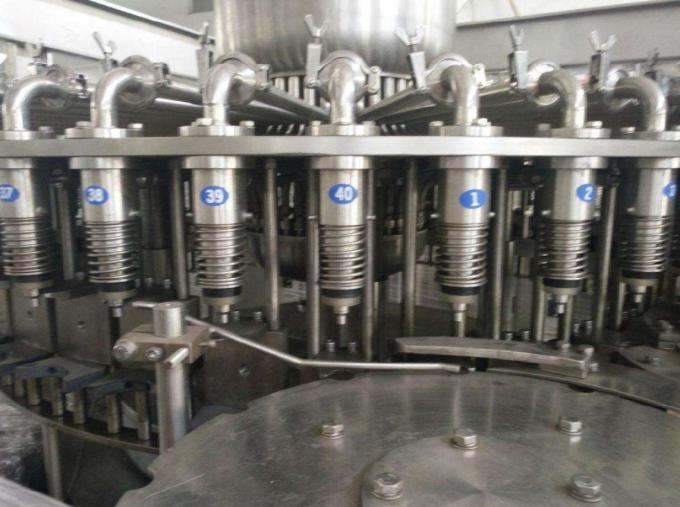 CE Automatic 6000BPH - 8000BPH Pet Bottle Juice Filling Machine /  Juice Filling Capping Machine