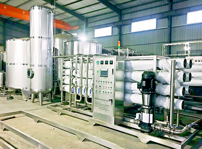 Small Capacity Hawthorn Juice Juice Filling Machine , Apple Fruit Juice Processing Plant