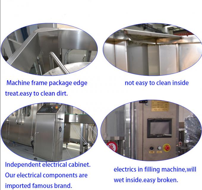 Fully-automatic Stable High Speed Filling Bottled Carbonated Drink Complete Production Line With CE