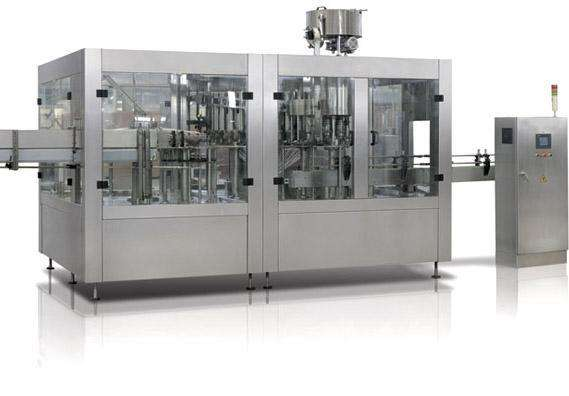 CE Commercial Stable Big Capacity  Automatic Carbonated  Drink Production Line For Coca-cola