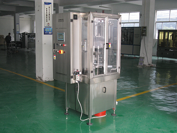 juice production line - accupacking