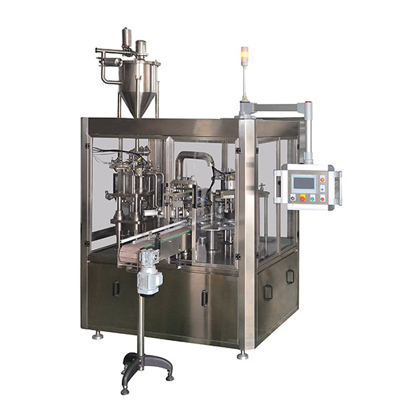 packaging machines - automatic powder pouch packing machine