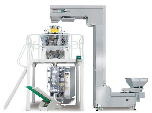 semi automatic weigh filling granules powder into bottles