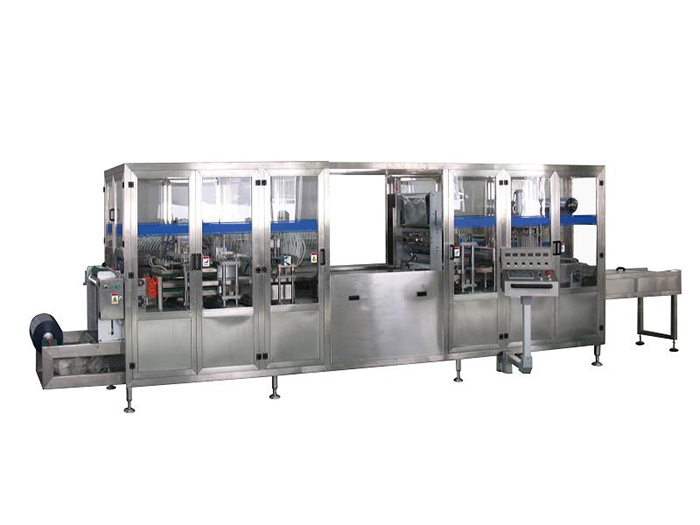 doypack pouch filling machines - ic filling systems