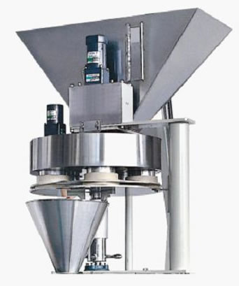 electric essential oil filling machine with 2 nozzles model peristaltic