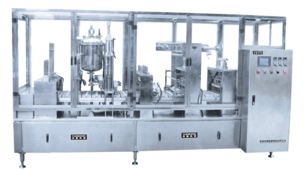 cup filling and sealing machine - china automatic shrink wrap