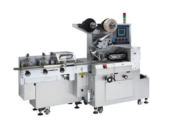 wrapping machines - stretch, shrink, taping and case erector