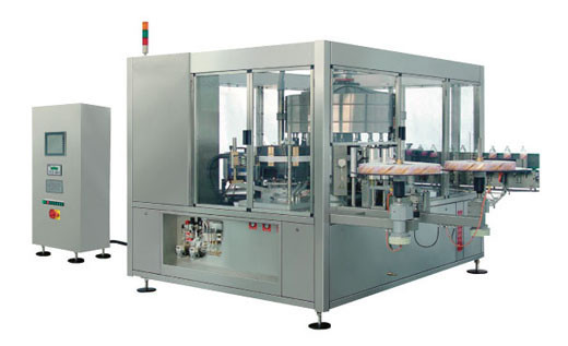 packaging machine manufacturer. counting - capping & liquid filling.