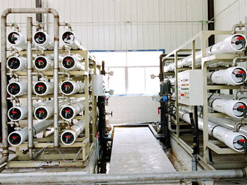 hot water tunnel - hot water shrink packaging system - 500 hwt