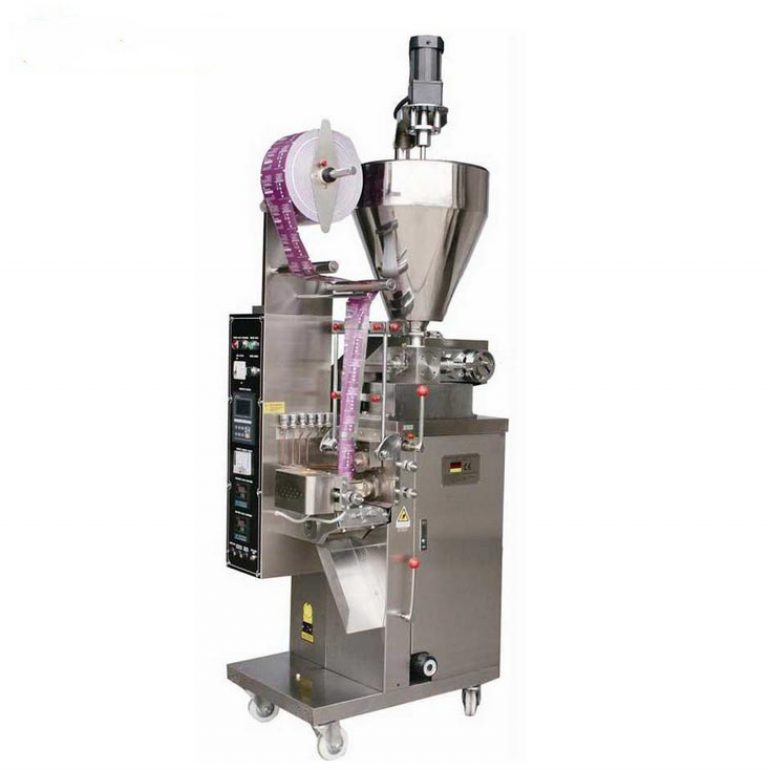 pre-made pouch machine - fill and seal | roo-100 by nortech