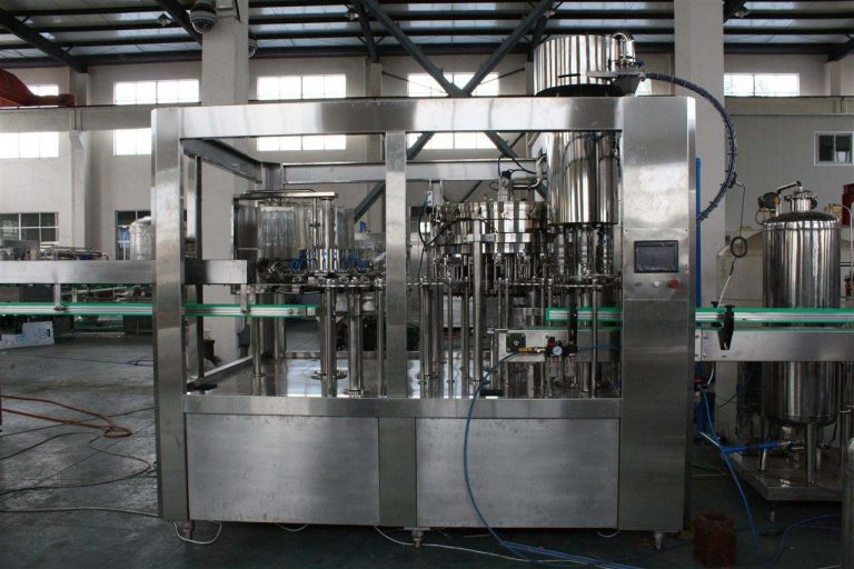 filling machine bottle - accupacking