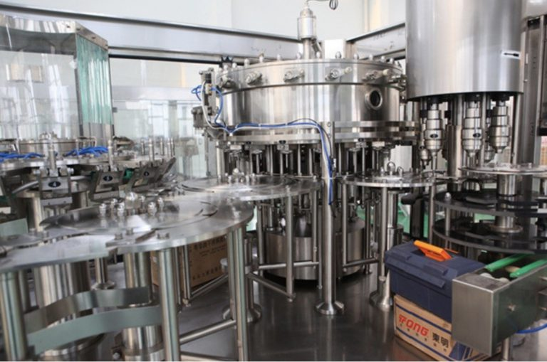 e-fill - cda e-liquid automatic filling, capping and labeling machine