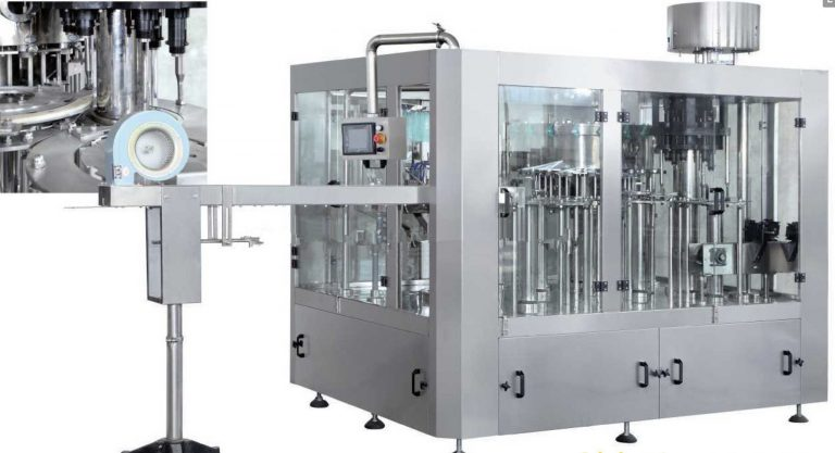 pharmaceutical bottle filling line - shanghai perwin packing