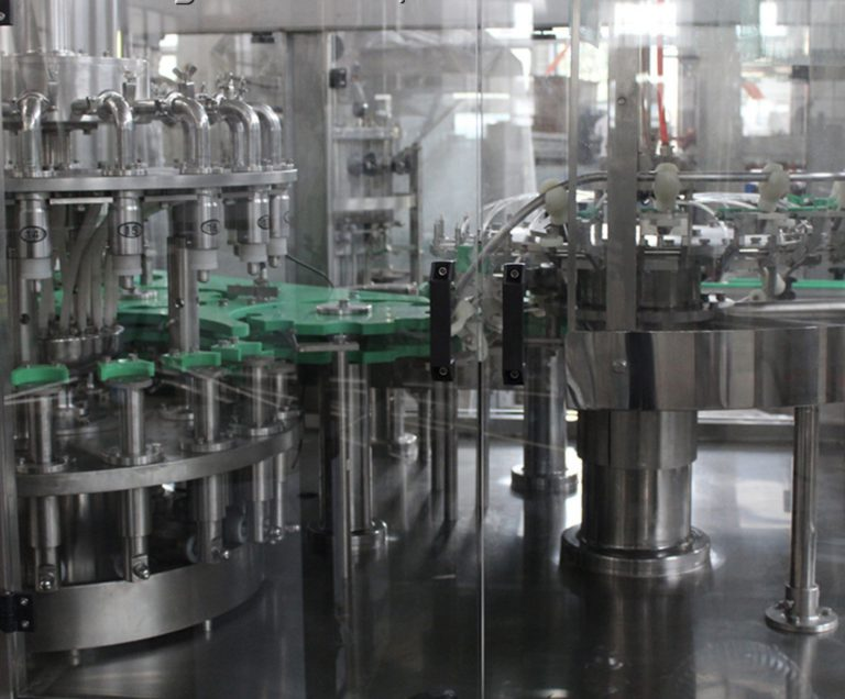 bottle washing filling capping machine - accupacking