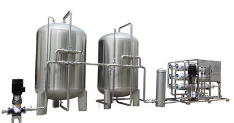 automatic 5 gallon water tank washing filling capping line