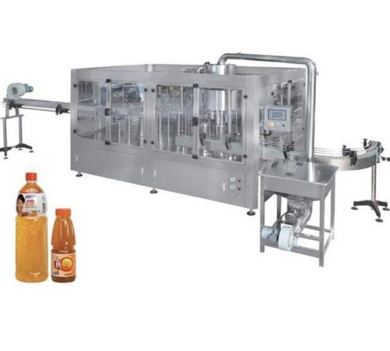 bottle heat shrink wrap film packaging machine