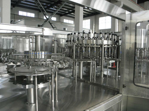 conveyorized automatic weigh filling packaging machine - weighpack
