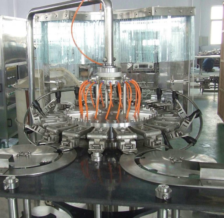 oil filling machine - accupacking