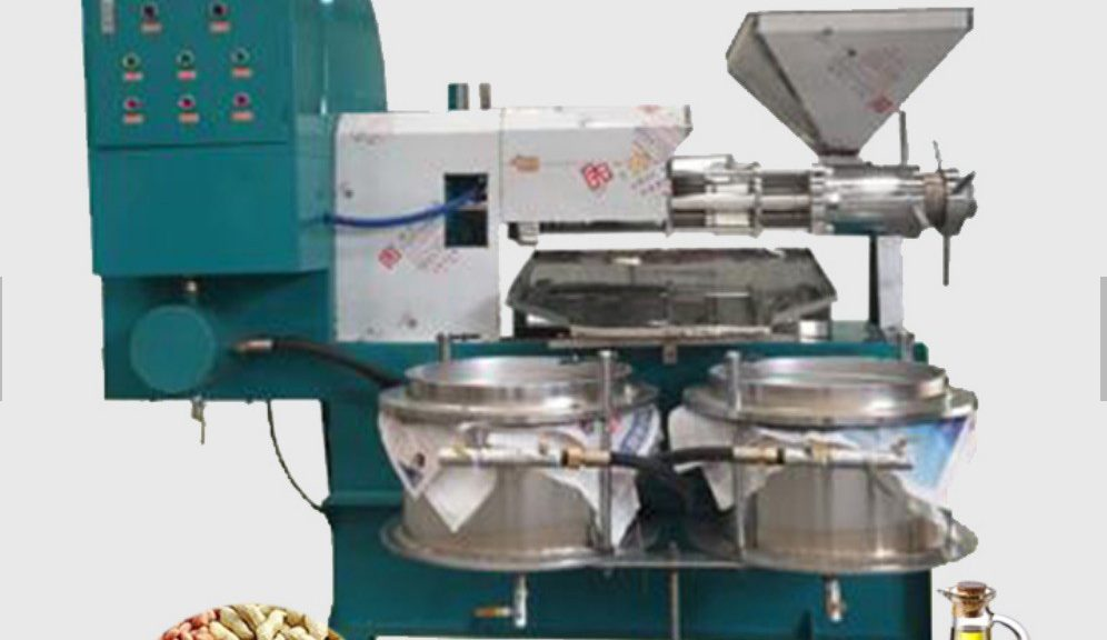 granules packing machine - pneumatic collar type machine