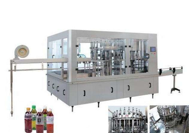 automatic mineral water bottle filling machine/water production