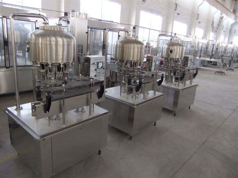 bottle filling equipment & machine - filling equipment company, inc.