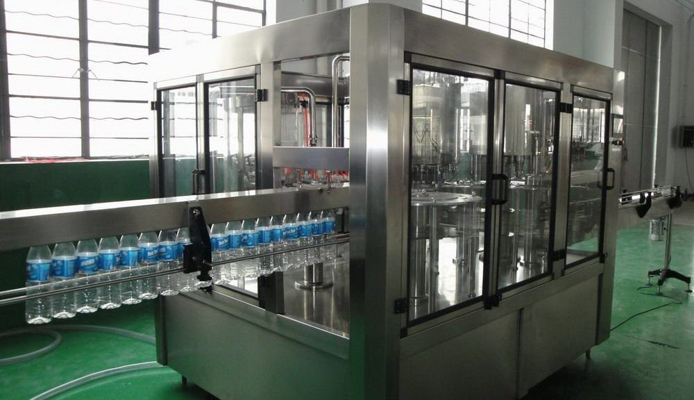 beverage industry shrink wrap equipment - polypack