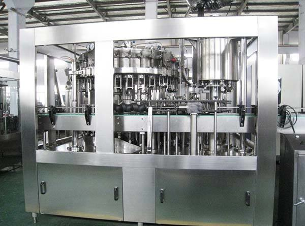 automatic shampoo filling and capping line - topfillers