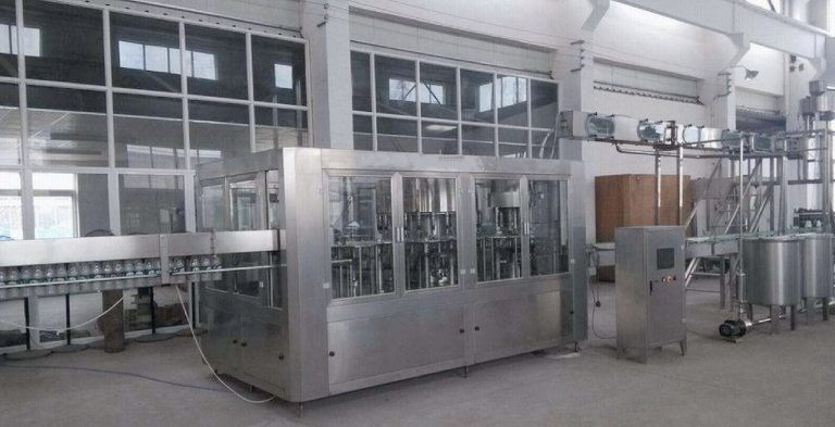 sleeve sealing shrink packaging machinery fully automatic for
