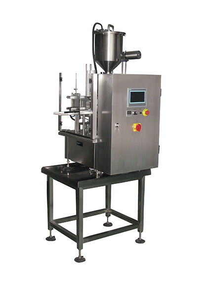 Rotary Cup Filling and Sealing Machine for Single Cup