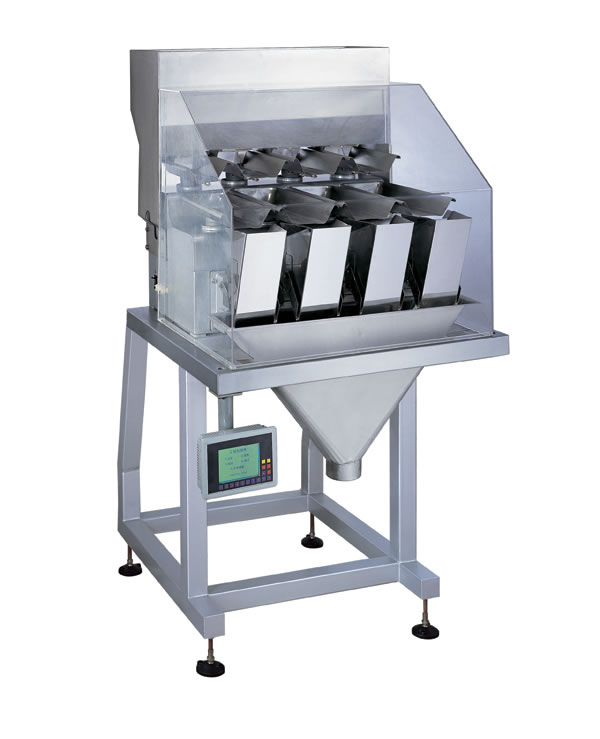 Four-Head Linear Weigher