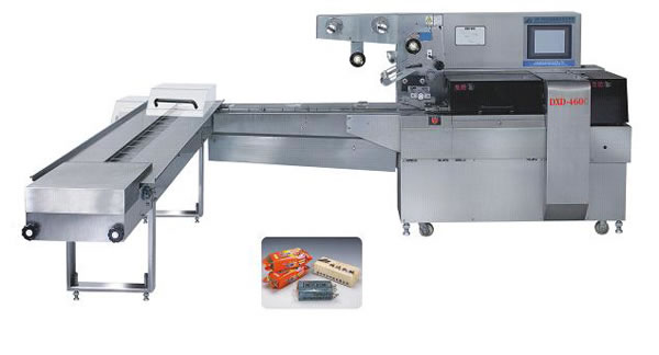 Biscuit Packing Machine (Without Tray)