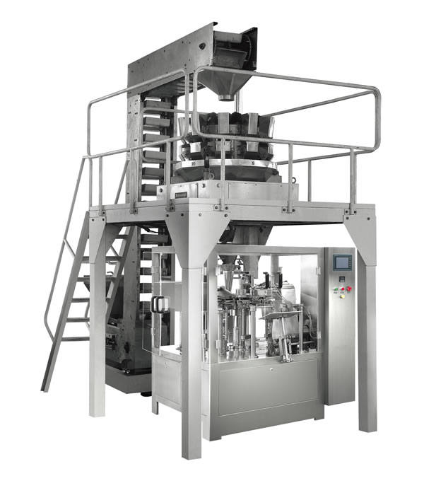 Solid Weigh Fill Seal Production Line