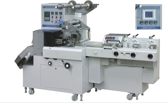 Cutting and Packaging Machine