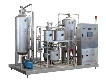 TurnKey Project Automatic Bottle Washing Filling And Capping Machine For PET Bottle