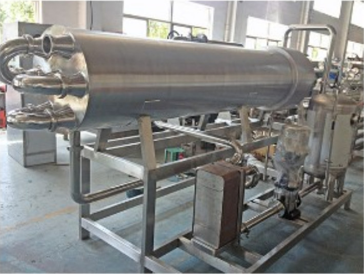 SUS304 Fruit Juice Processing Line Turnkey Project For Tomato Apple Strawberry