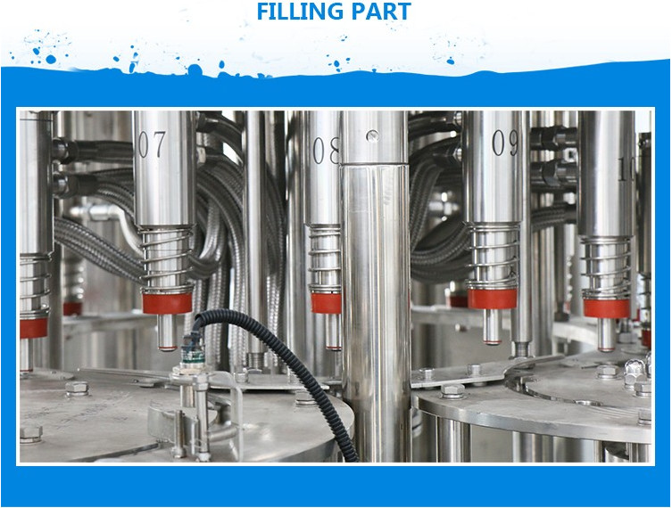 Complete PET Bottle Drinking Water  Production Line Full Automatic / Semi Automatic
