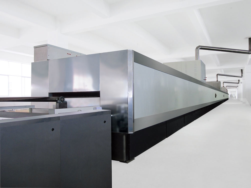 Commercial Cracker Production Line , Moulded Biscuit Processing Line For Food Industry