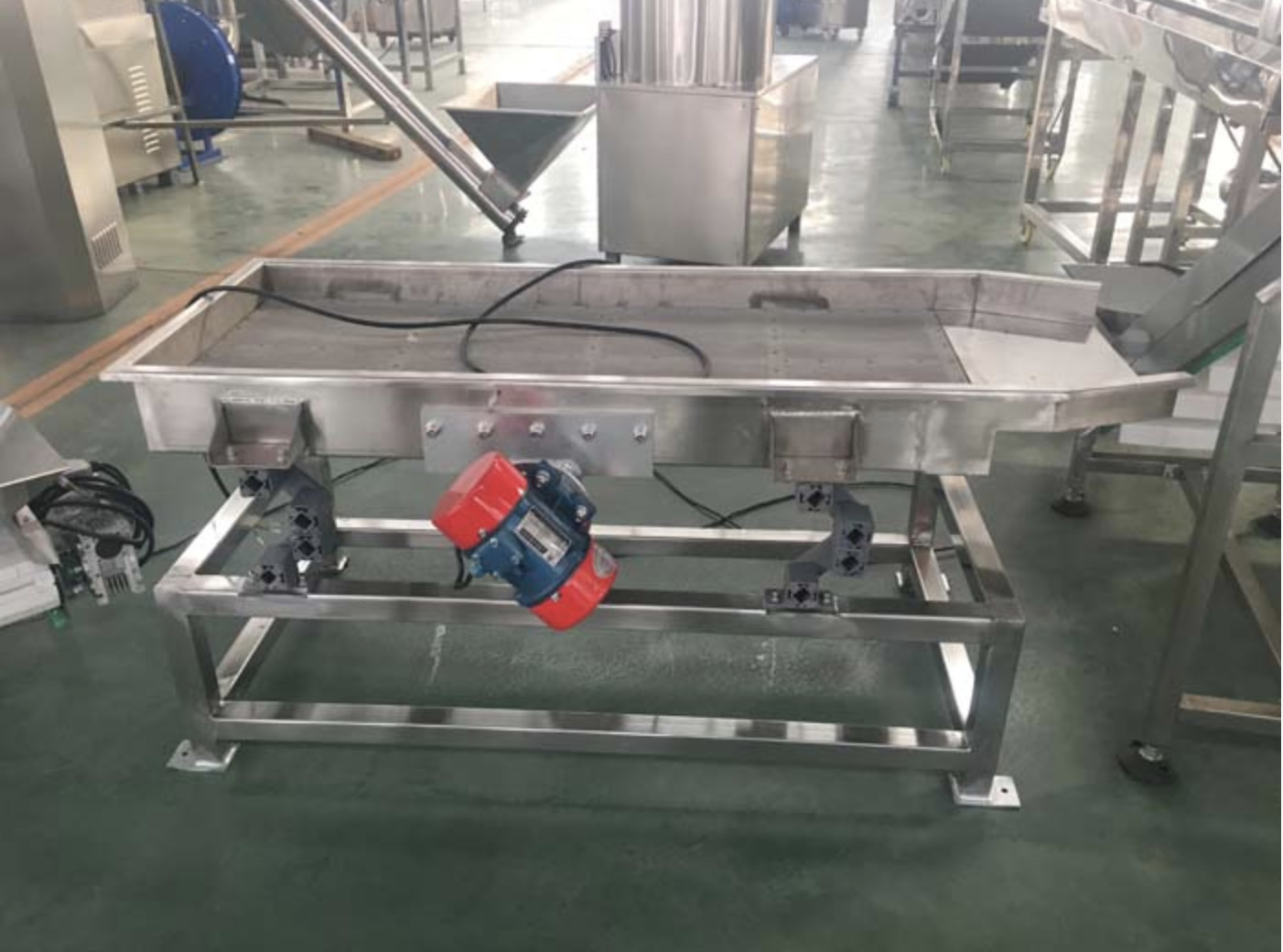 Automatic Snack Food Production Line For Chocolate Core Filling CE Certificated