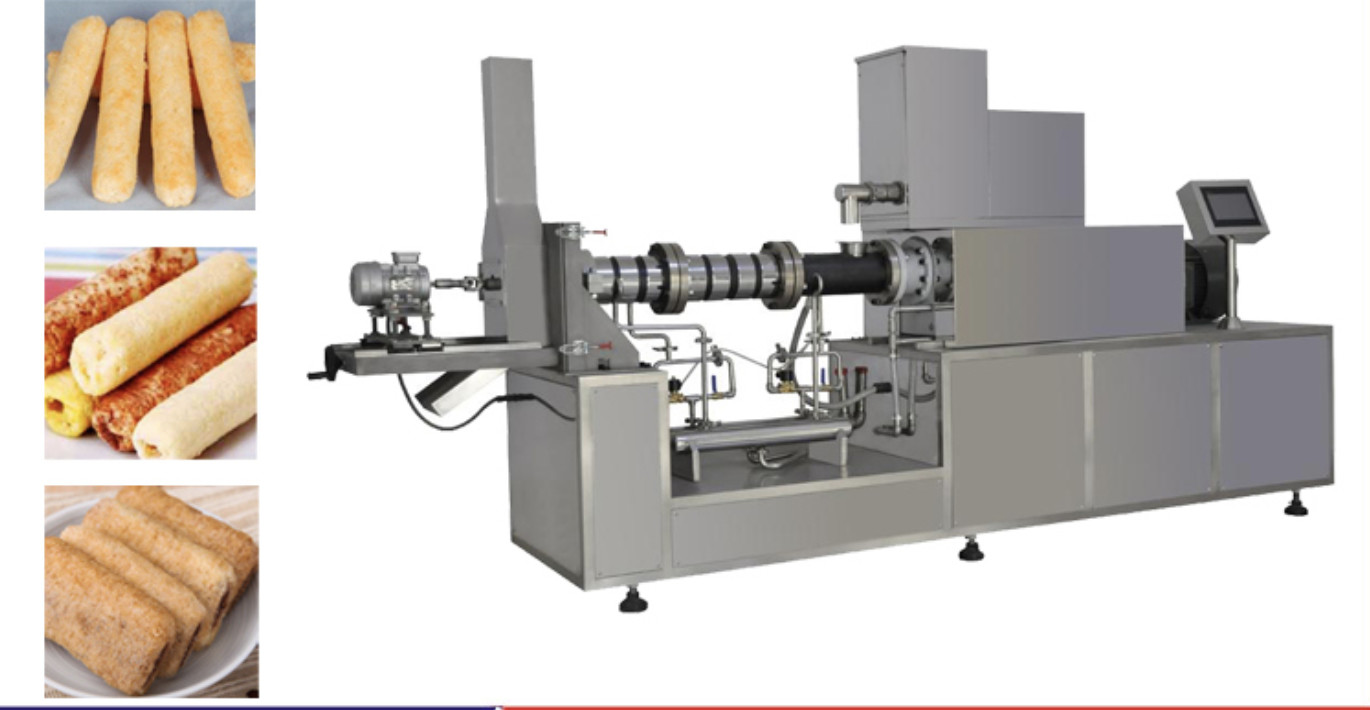 Mini Chocolate Core Filled Snack Food Processing Line Small Capacity High Performance